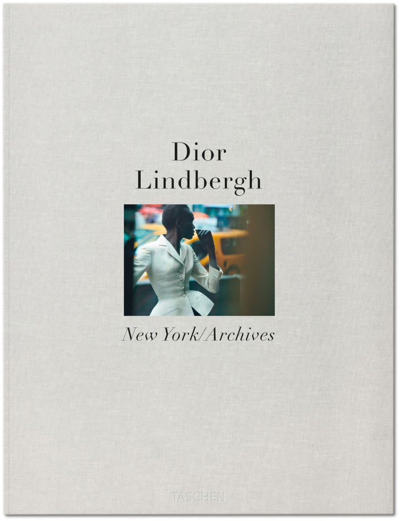 "The ""Dior/Lindbergh"" two-volume book by Taschen."