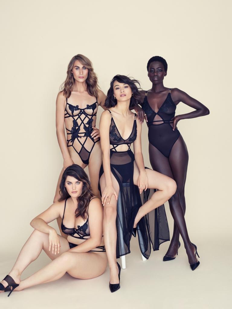 Victoria's Secret Bluebella.