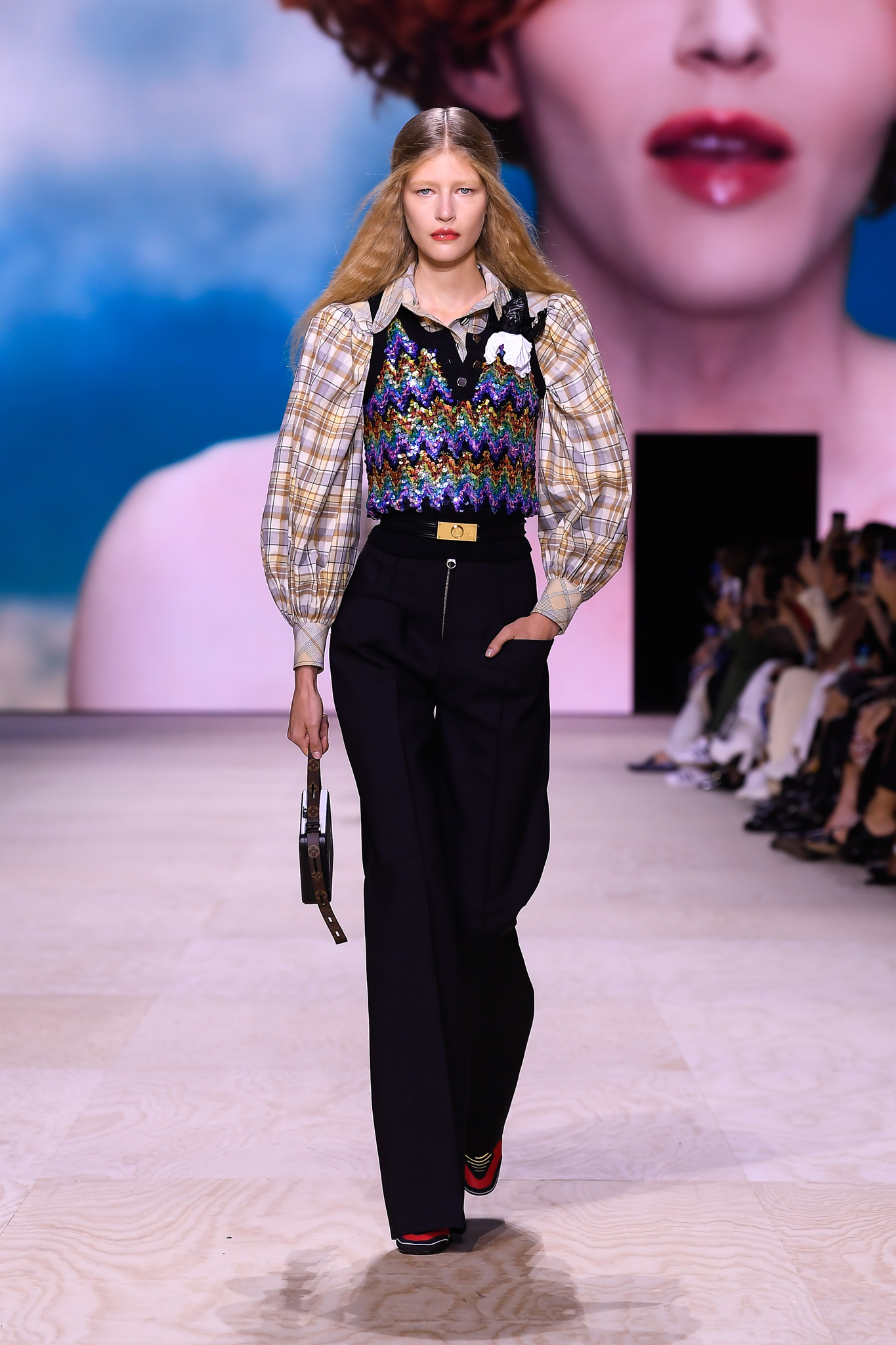 Louis Vuitton RTW Spring 2020
