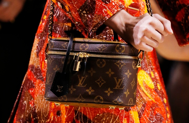 Details at Louis Vuitton RTW Spring 2020
