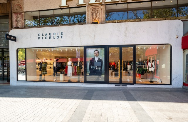 Claudie Pierlot store in Paris