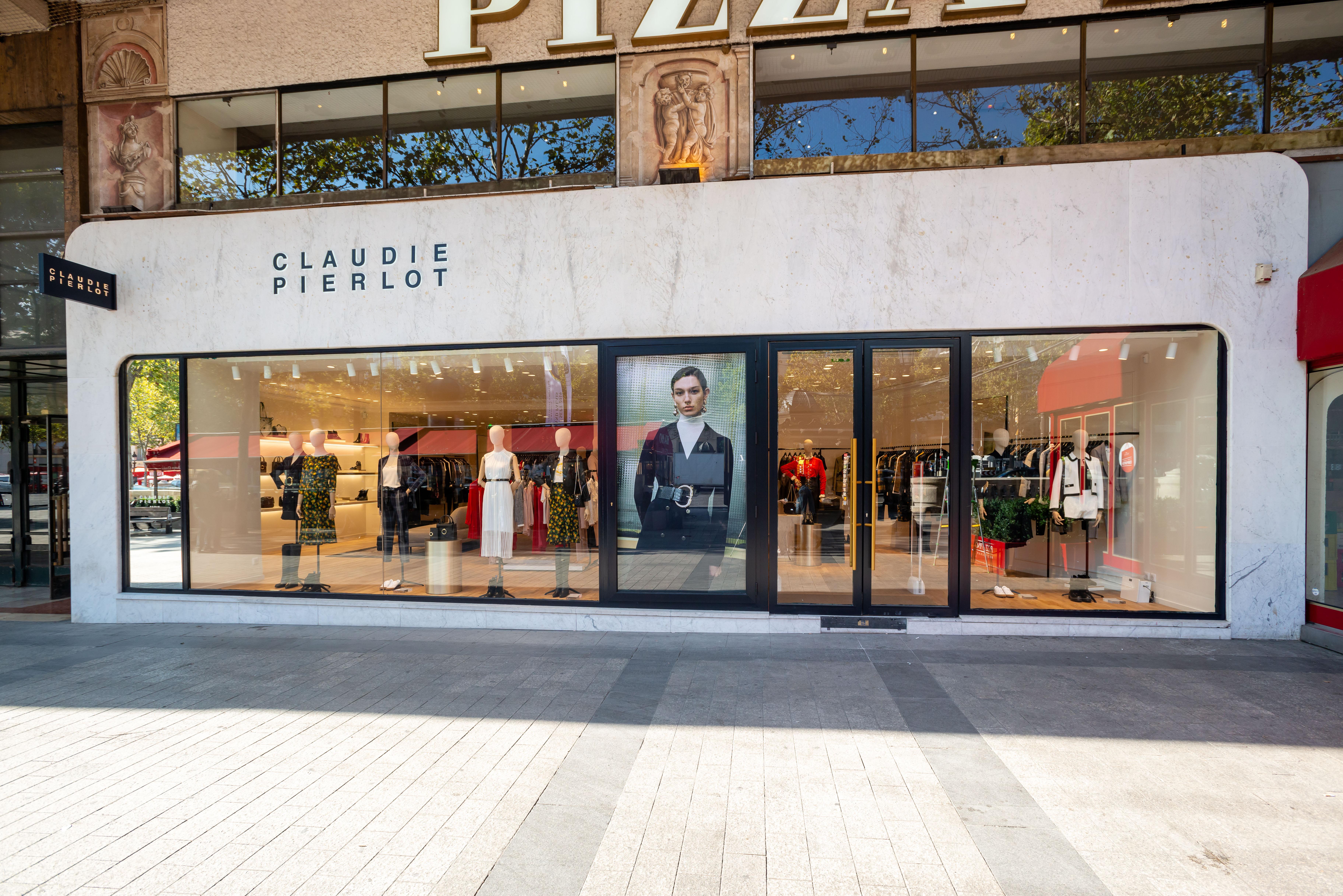 Claudie Pierlot store in Paris