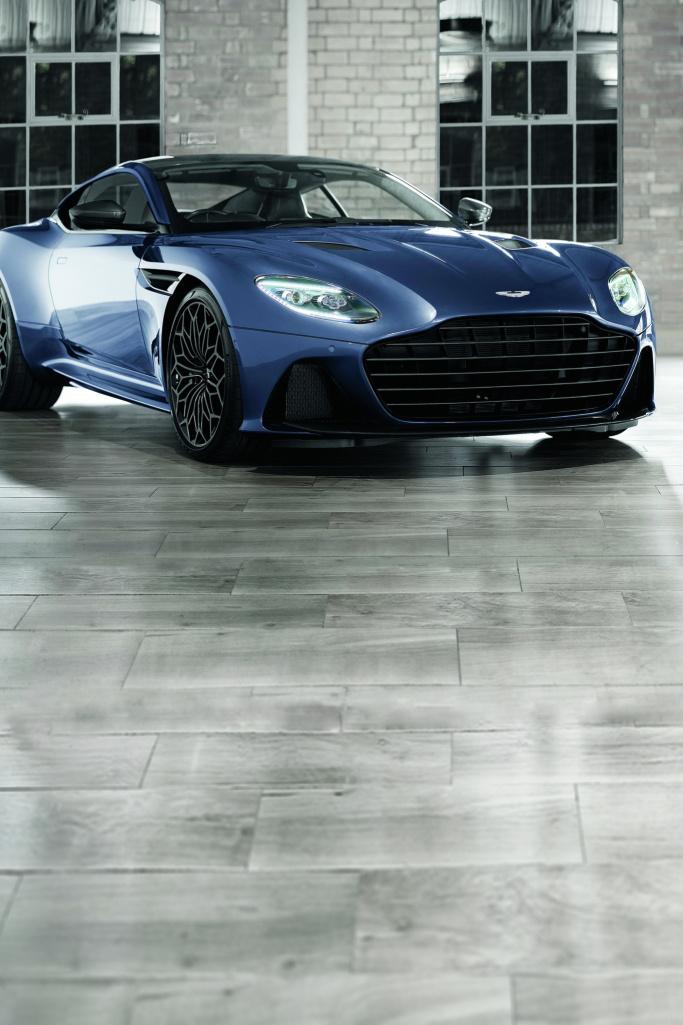 The Aston Martin James Bond-style car, from NeimanÕs fantasy gift assortment.