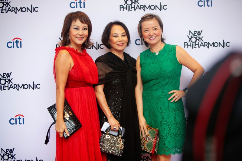 New York Philharmonic Fall Gala Photos Wwd