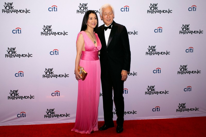New York Philharmonic Fall Gala Photos Wwd