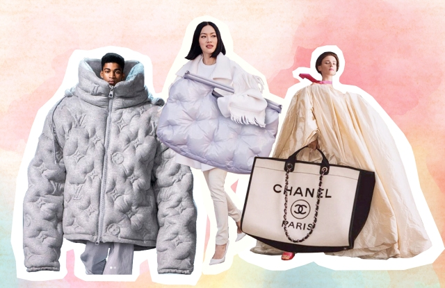 Oversized Accessories Have Captured the Instagram Zeitgeist