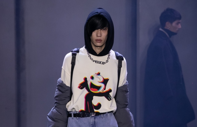 Peacebird TMall China CoolReady to wear Collection spring Summer 2020 in Paris