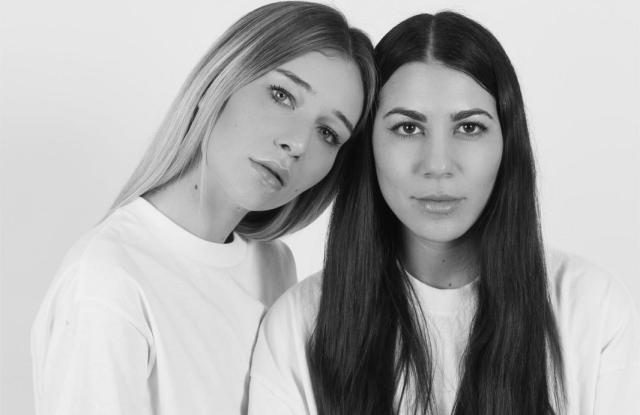 Chiara Capitani and Romy Blanga