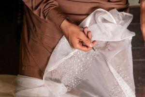 Sahroo, bridal, sustainable
