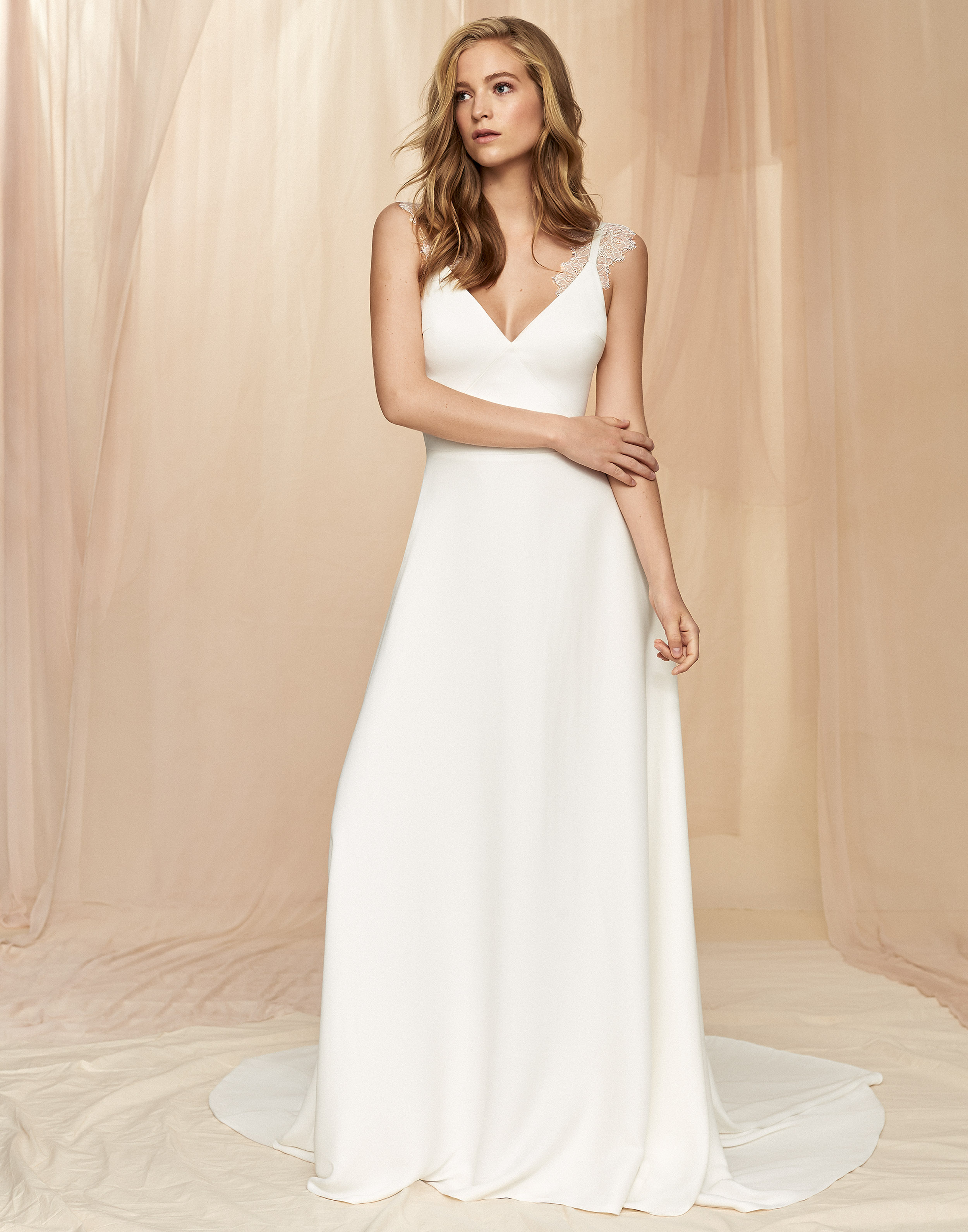 Savannah Miller Bridal Fall 2020
