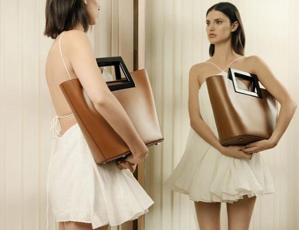 A Marina Raphael campaign image