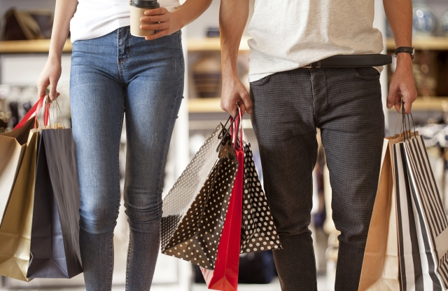 consumers, shopping