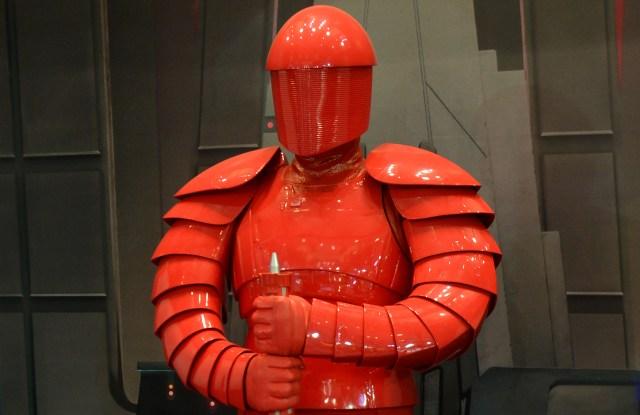 "Michael Kaplan designed costumes for ""The Last Jedi."""