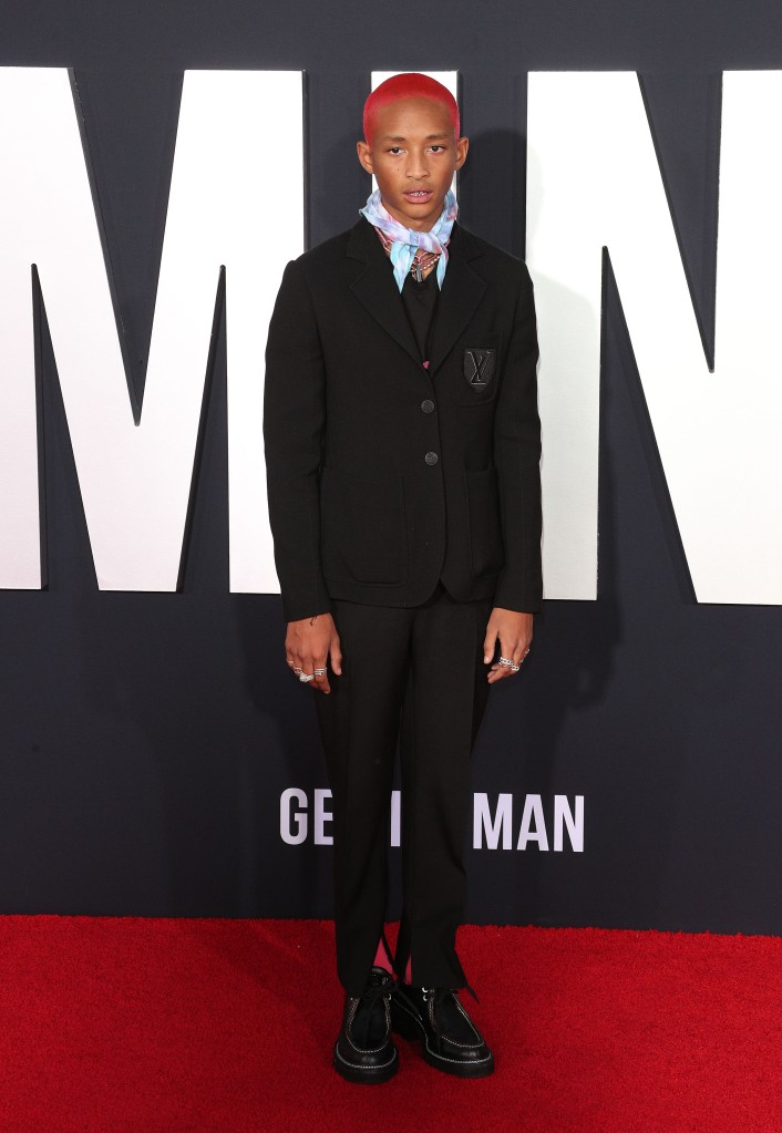 Jaden Smith'Gemini Man' film premiere, Arrivals, TCL Chinese Theatre, Los Angeles, USA - 06 Oct 2019