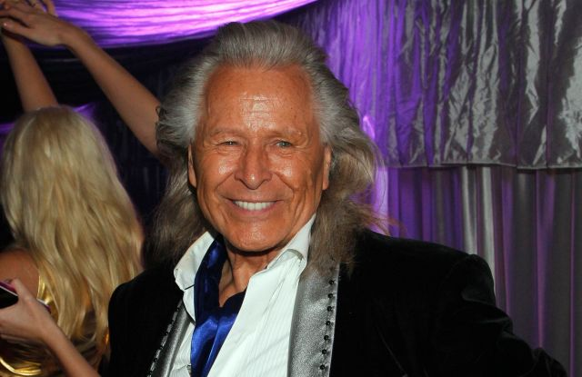 Peter Nygard seen at Fame and Philanthropy's Celebrates the 86th Academy Awards on at The Vineyard Beverly Hills in Los Angeles, CAFame and Philanthropy's Celebrates the 86th Academy Awards, Beverly Hills, USA - 2 Mar 2014