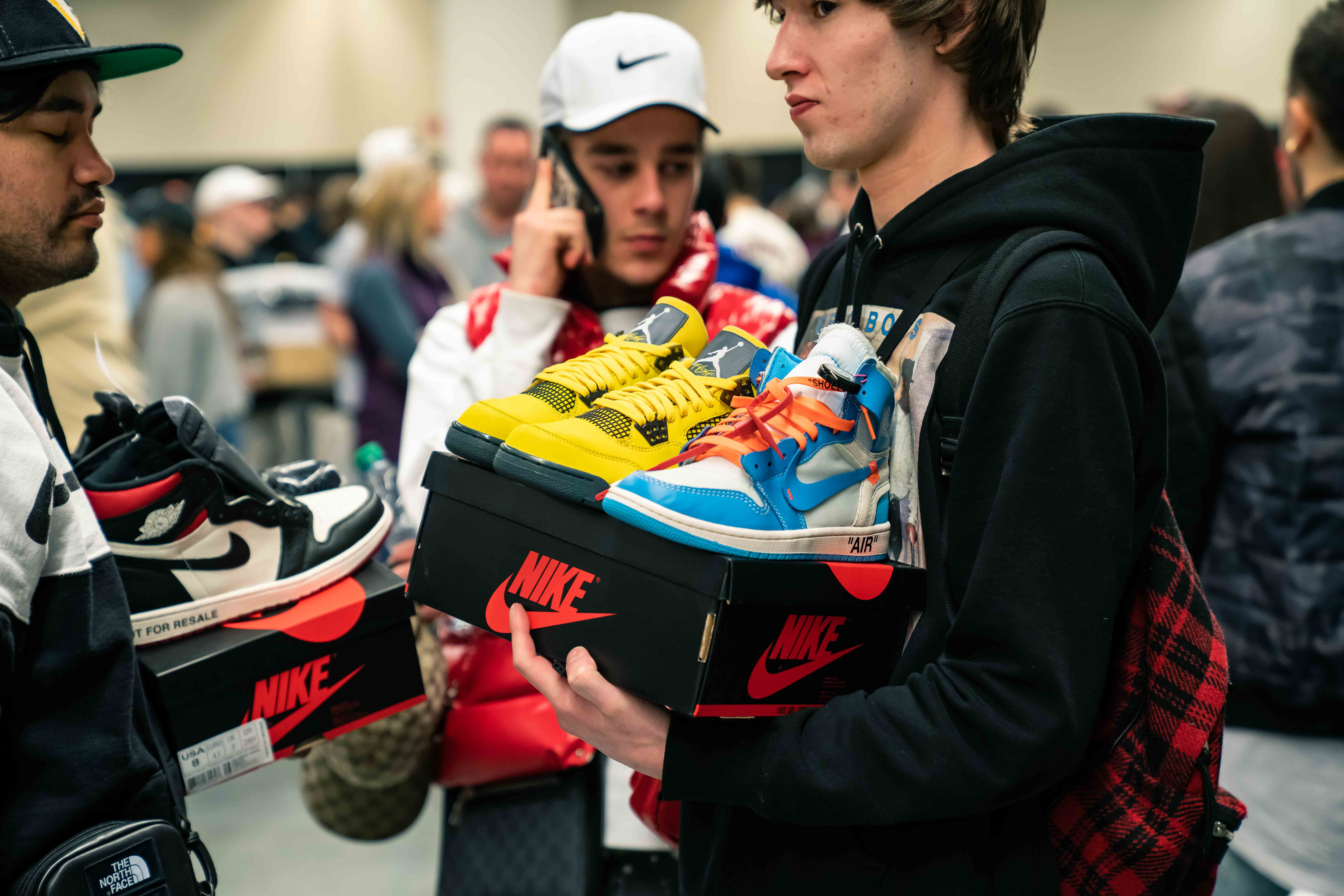 Sneaker Con Los Angeles 2019 Aleali May