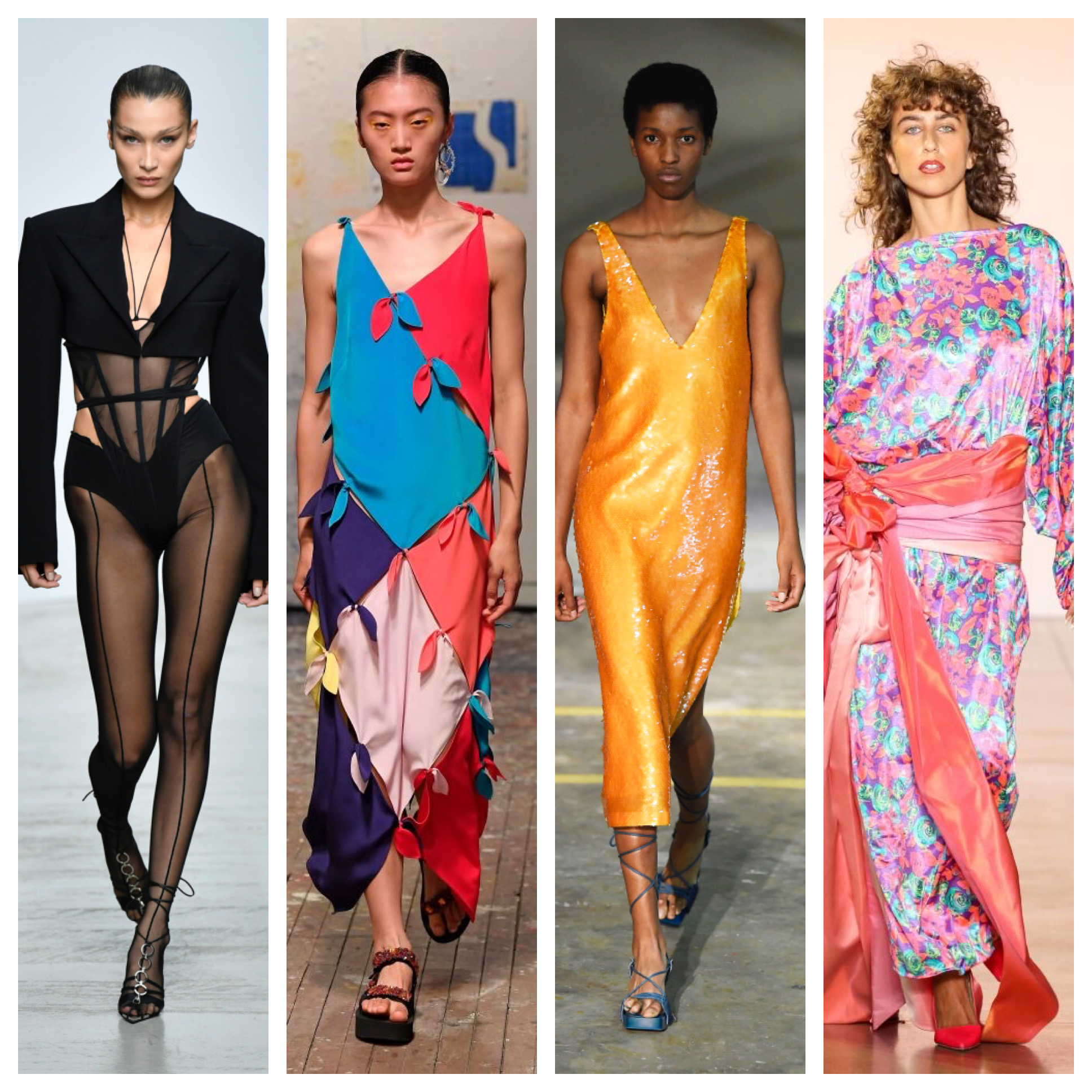 The Biggest Spring 2020 Fashion Trends From the Runway
