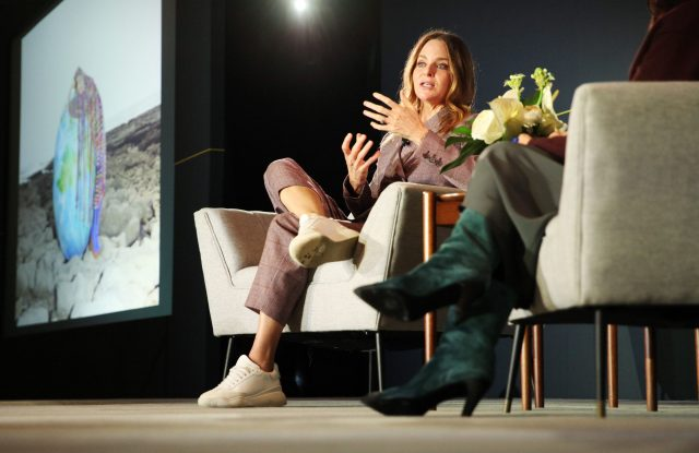 Stella McCartneyWWD Apparel and Retail CEO Summit: Movers and Makers, New York, USA - 30 Oct 2019