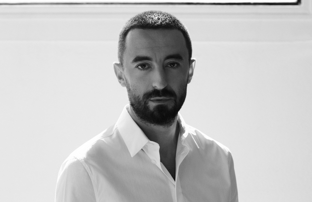Tod's new creative director Walter Chiapponi.