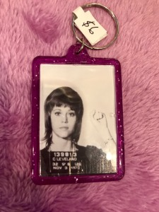 Jane Fonda, protest, culture
