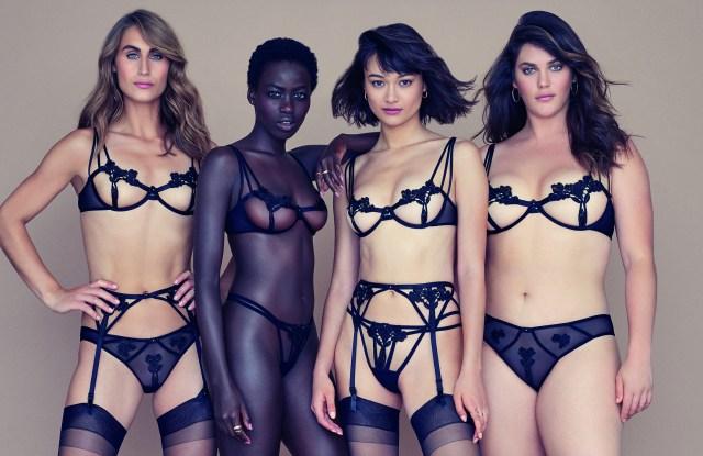 Victoria's Secret Bluebella