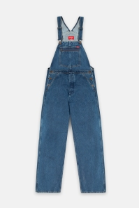Updated overalls are part of the Wrangler Opening Ceremony collection.
