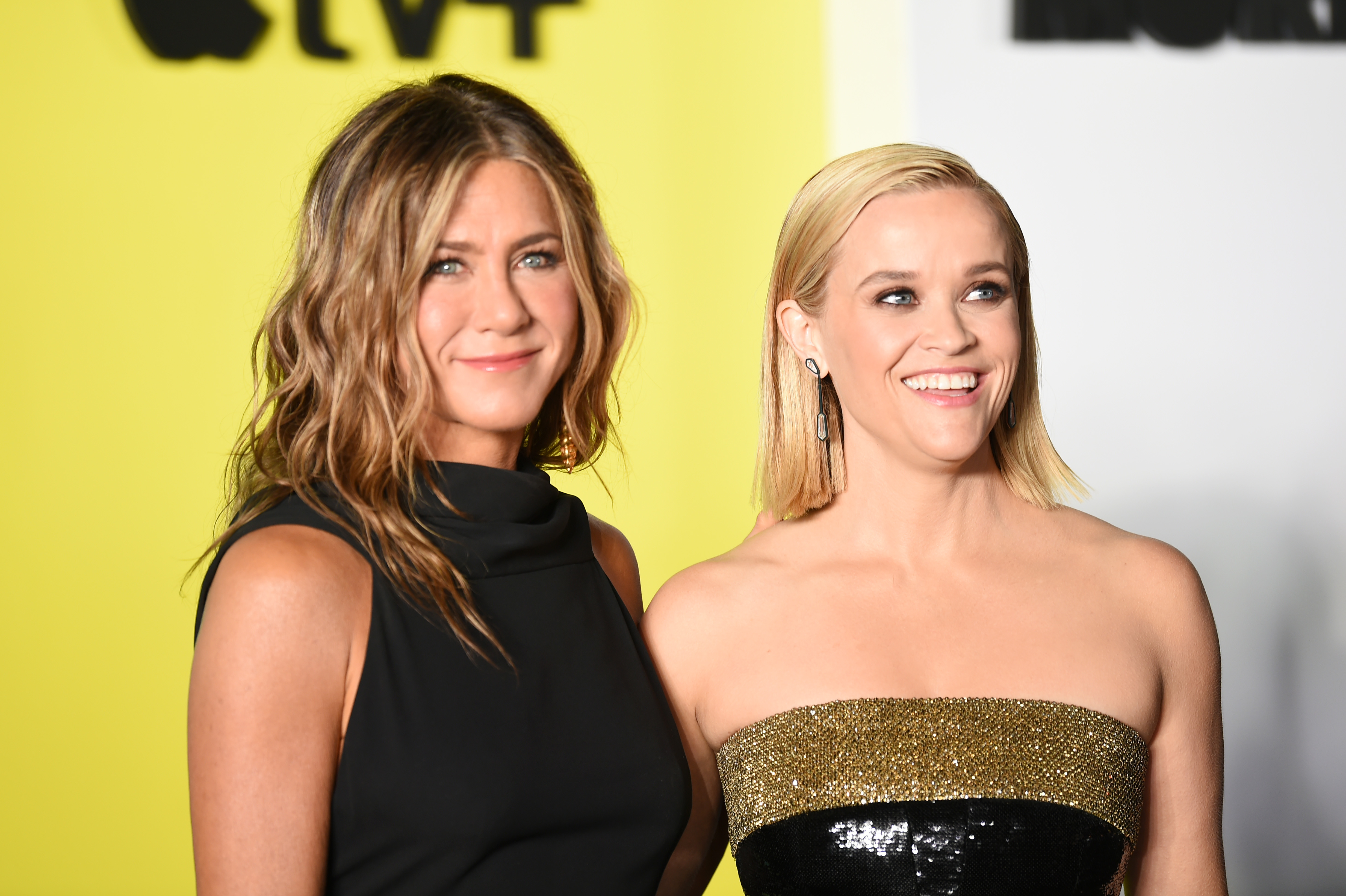 Jennifer Aniston and Reese Witherspoon'The Morning Show' TV show premiere, Arrivals, Lincoln Center's David Geffen Hall, New York, USA - 28 Oct 2019