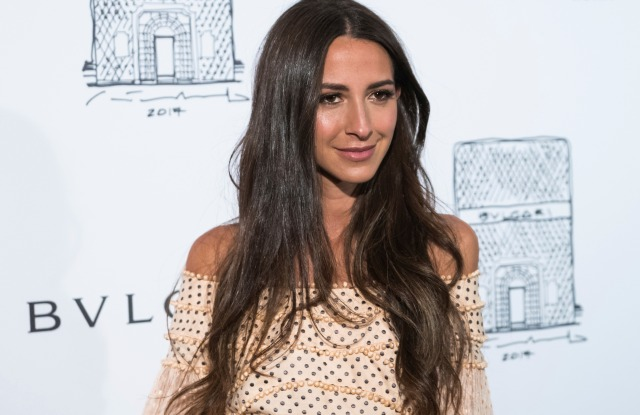 Arielle Charnas attends the re-opening of the Bulgari Fifth Avenue flagship store, in New YorkBulgari Fifth Avenue Flagship Store Reopening, New York, USA - 20 Oct 2017