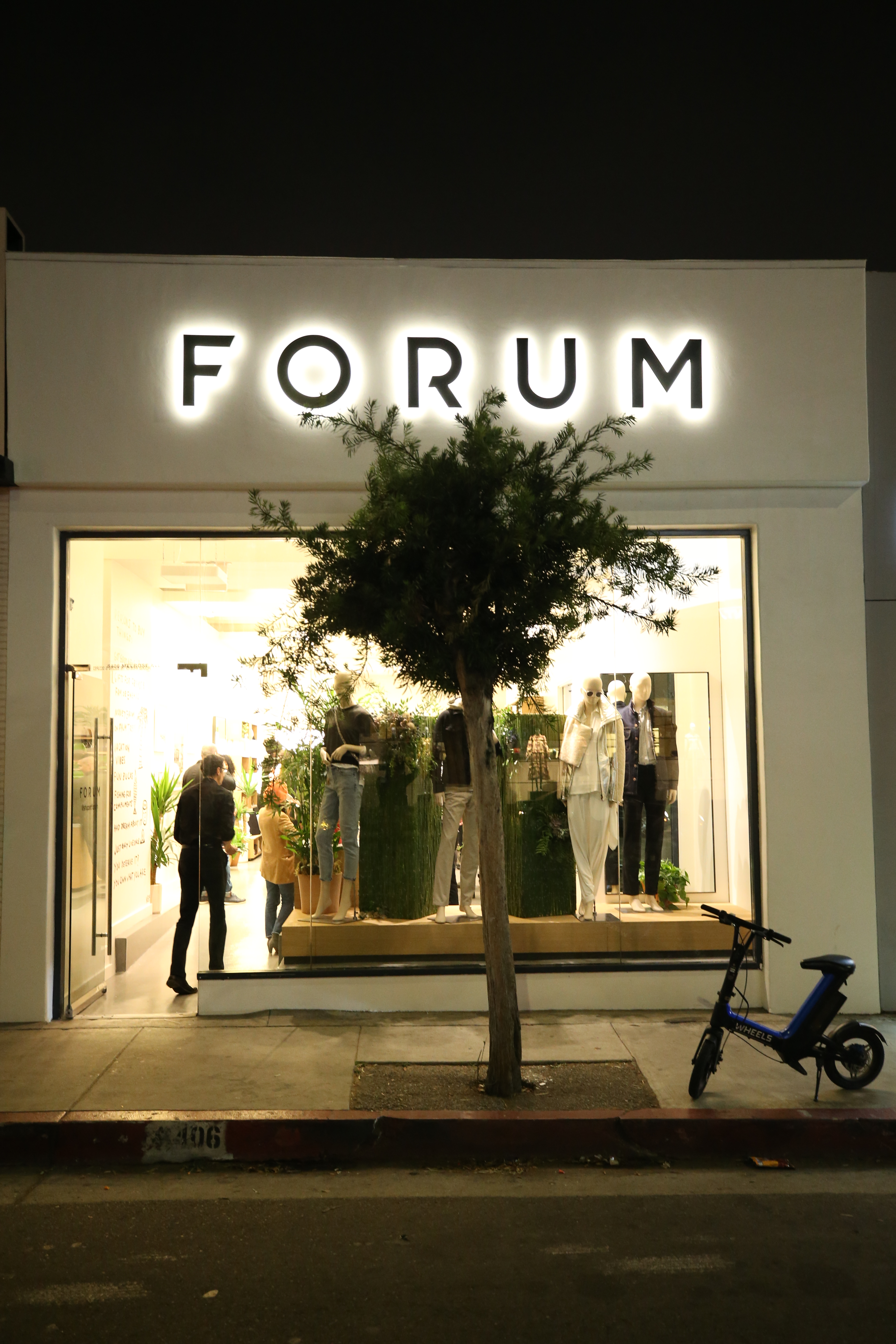WEST HOLLYWOOD, CALIFORNIA - NOVEMBER 13: Forum West Hollywood Grand Opening Event at Forum West Hollywood on November 13, 2019 in West Hollywood, California. (Photo by Phillip Faraone/Getty Images for Forum West Hollywood)