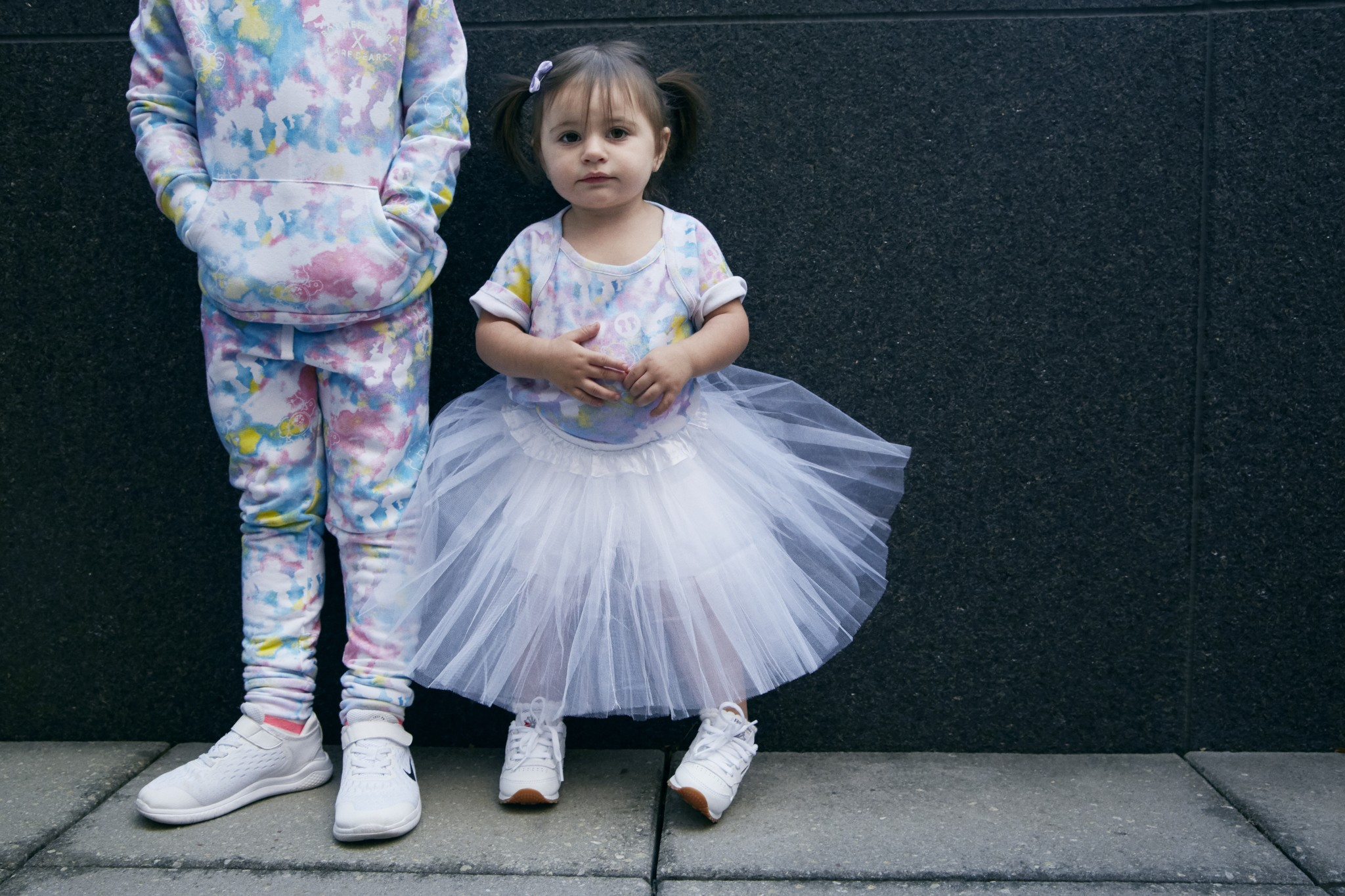 Some looks from the Boy Meets Girl x Care Bears Kids collaboration.