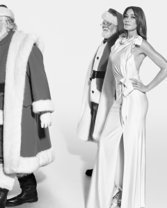 Burberry's new holiday campaign, shot by Mert & Marcus
