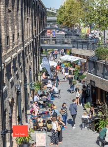 Can Con Beer Festival, Lower Stable Street, Coal Drops Yard, King's Cross