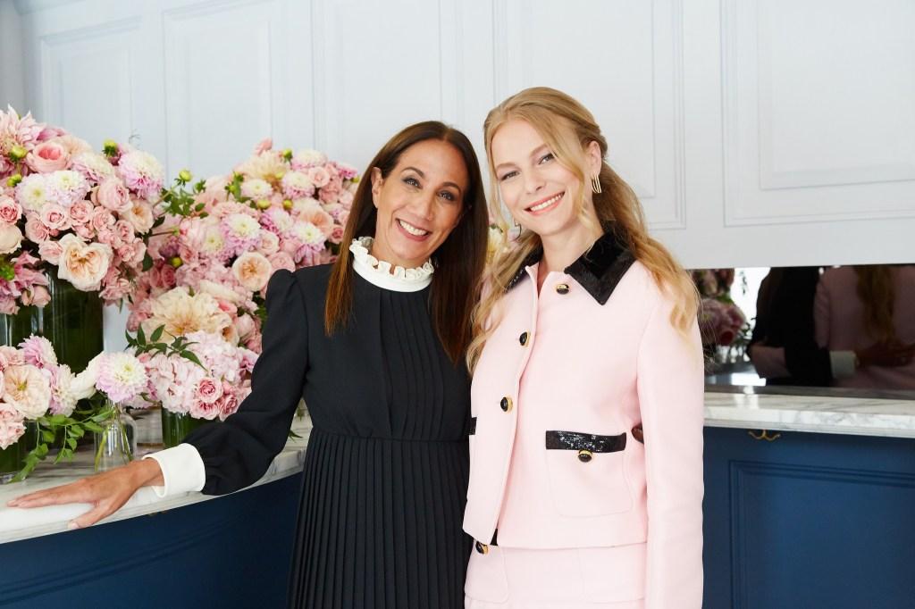 Jane Hertzmark Hudis and Danielle Lauder