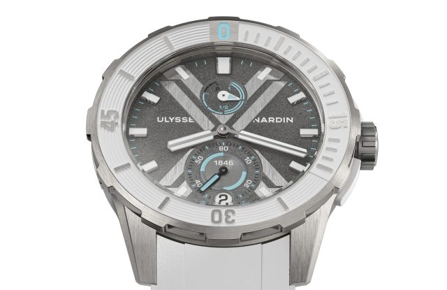 Ulysse Nardin's Diver X Antarctica watch