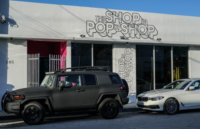 The Shop Pop Up Shop