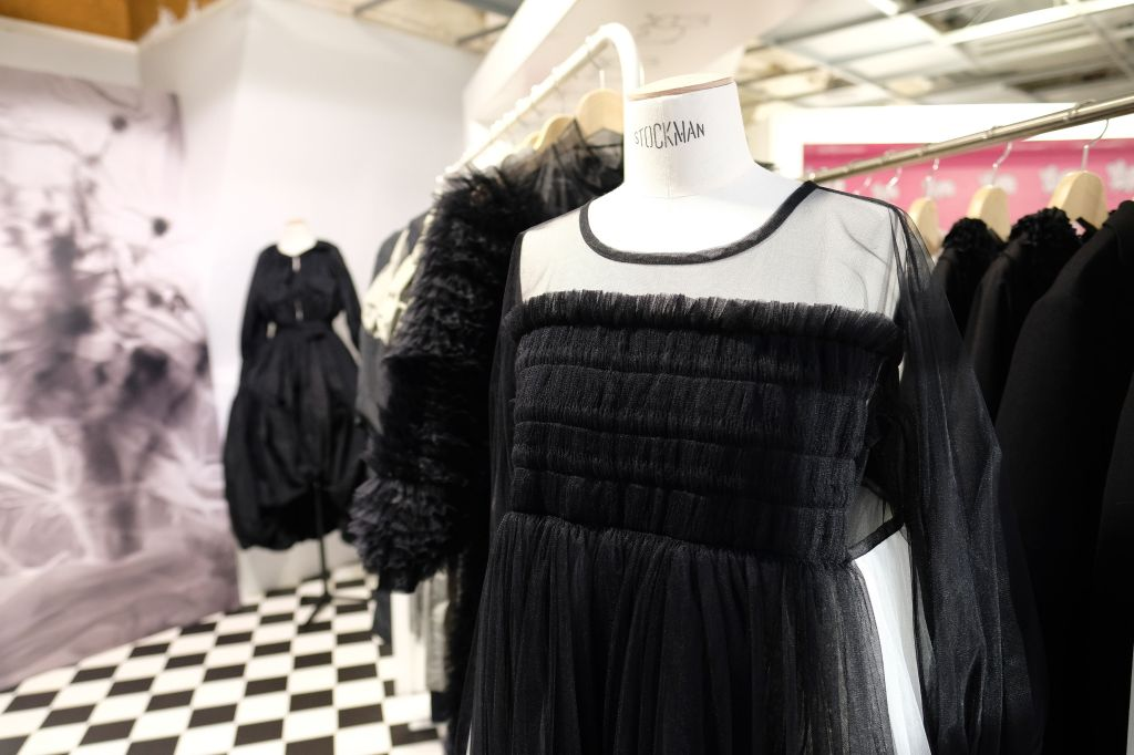 Dover Street Market celebrates 15 years with a black and white makeover