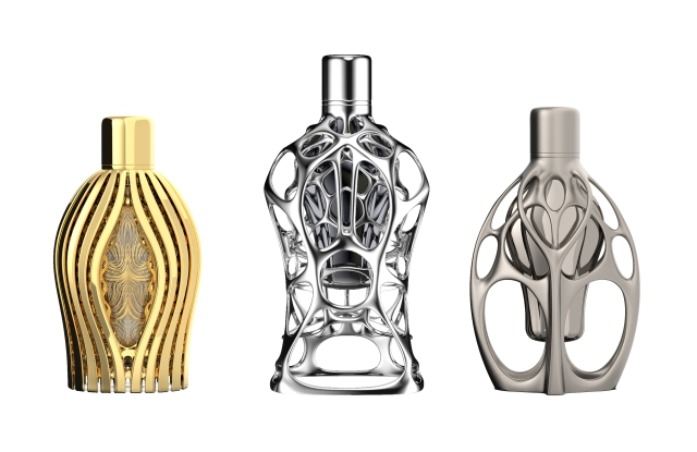 F1 fragrance collection, luxury trio