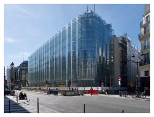 LVMH's Samaritaine building in Paris