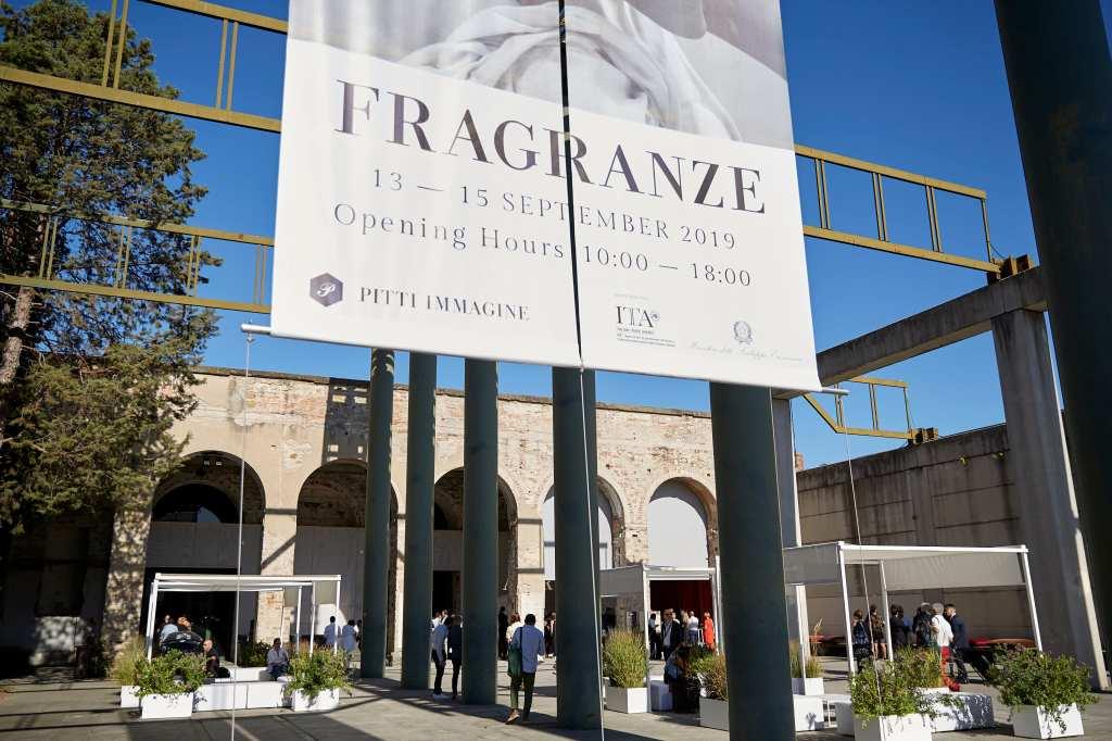 The Stazione Leopolda venue in Florence