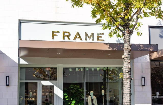 frame Houston store