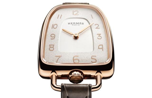 The Galop d'Hermès watch.