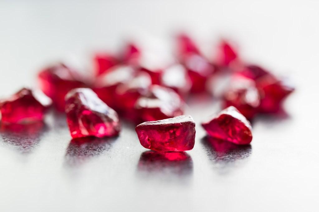 Gemfields Mozambican rubies