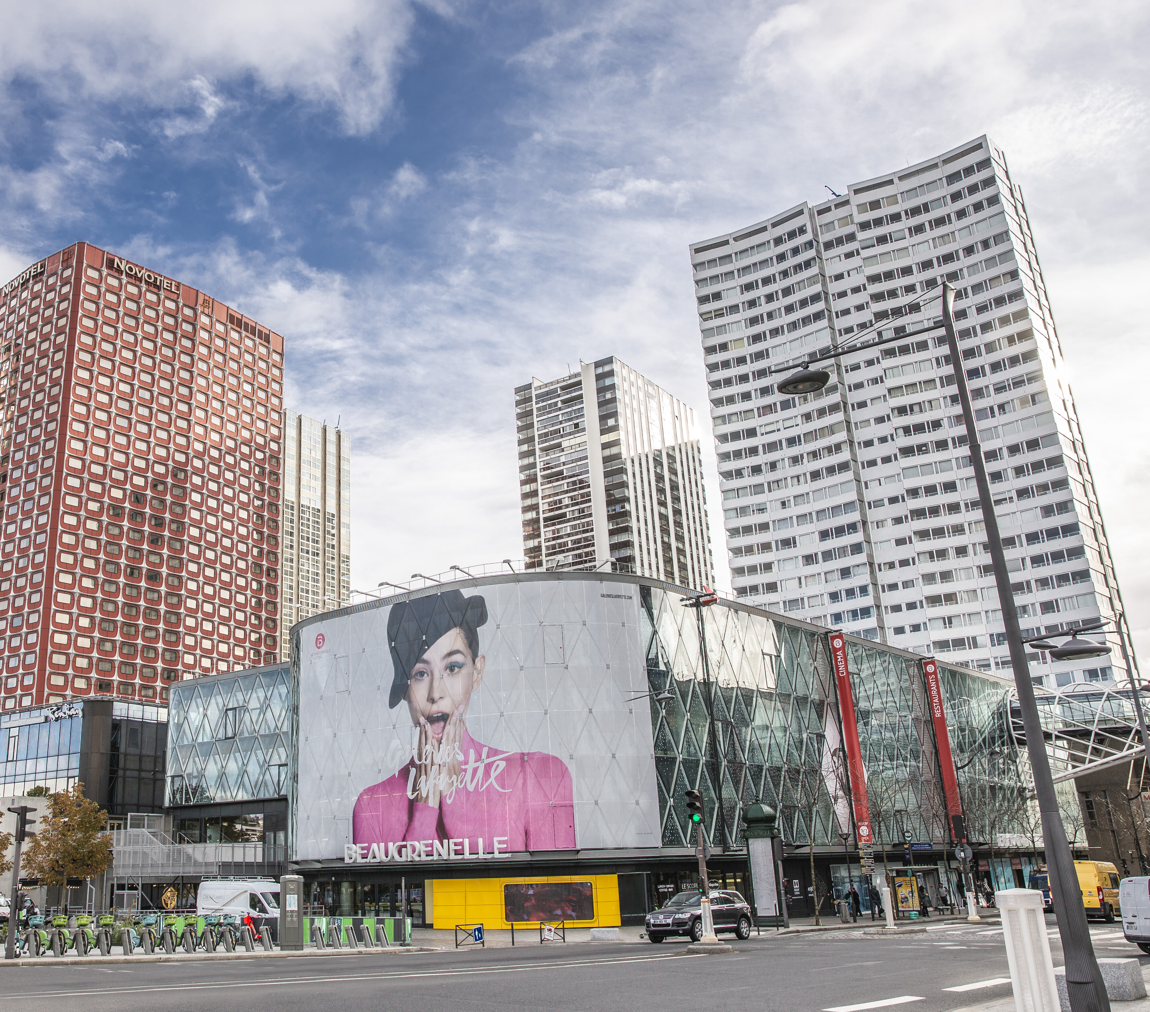 Galeries Lafayette Bets on Paris With Store Near Eiffel Tower – WWD