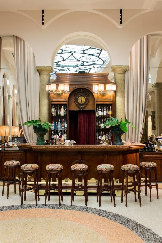 Grand Hotel et de Milan by Dimore Studio.