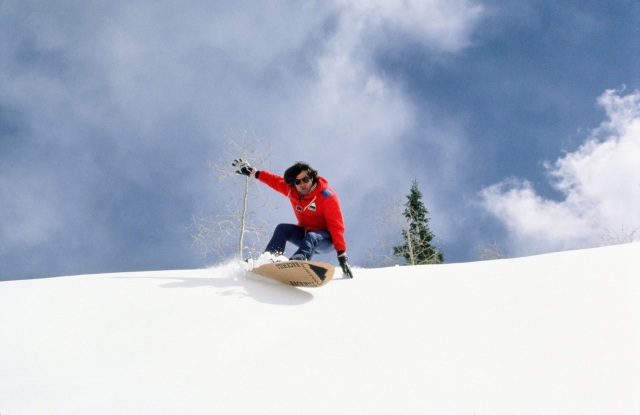 Snowboarders can ride free on March 13.