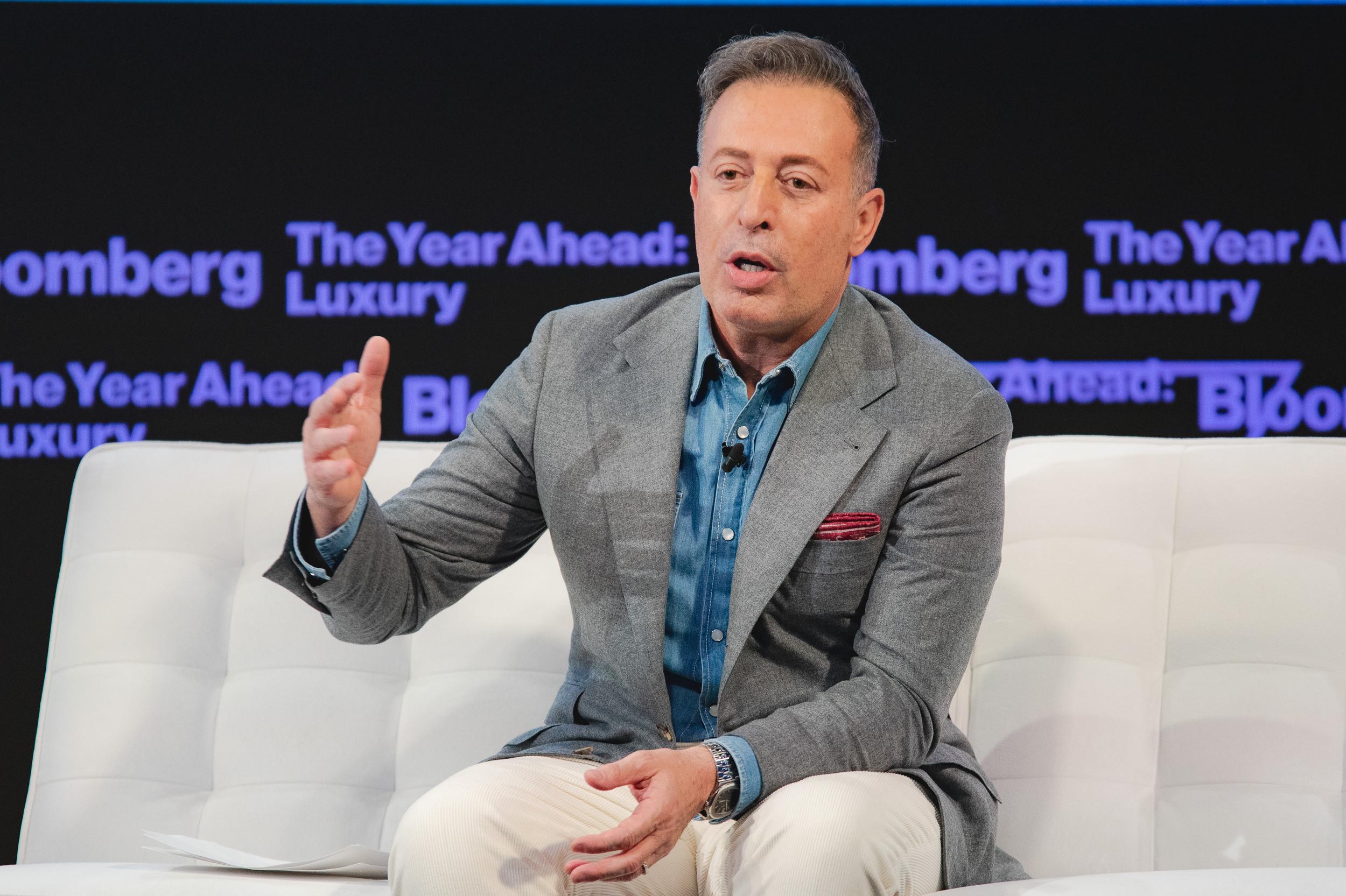 Bloomberg The Year Ahead Luxury 2020