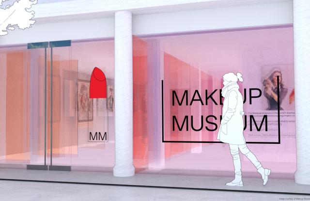 makeup museum sponsor doreen bloch ceo