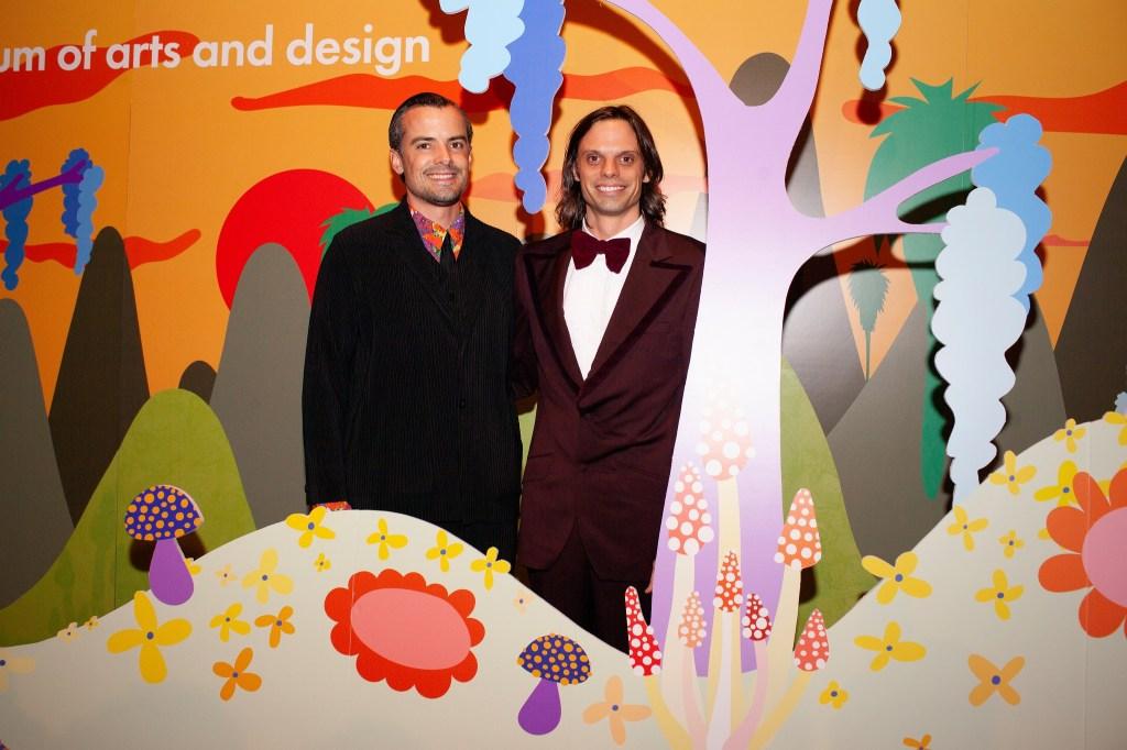 Simon Haas and Nikolai Haas