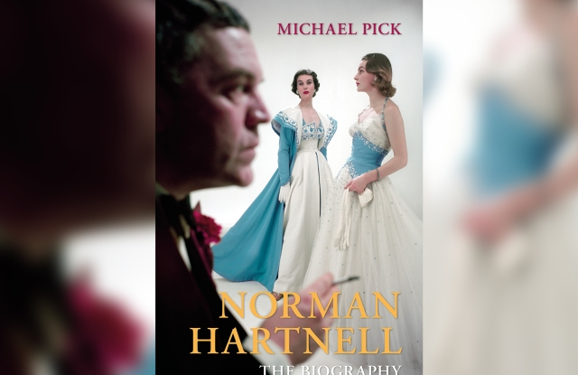 The Norman Hartnell Biography by Michael Pick.