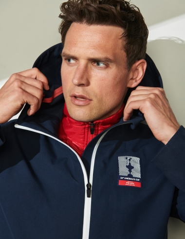 A look from the North Sails collection for the America's Cup.